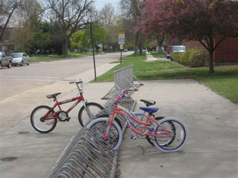 School Bike Rack by Welcome To The Kansas Green Schools Network Kansas