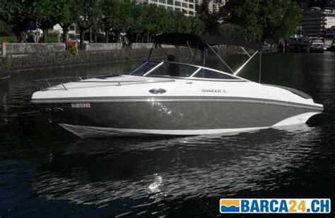 motorboot rinker rinker 246cc mieten boot24 ch