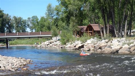 steamboat koa ya river at koa picture of steamboat springs koa