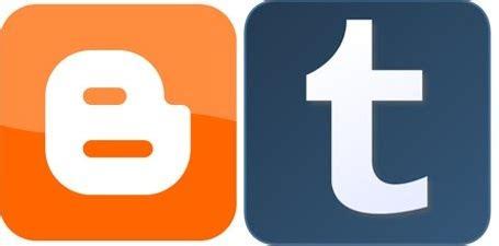 between blogspot blogging tips decide between tumblr and blogger bloggingpro