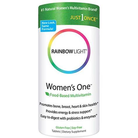 rainbow light women s one review rainbow light women s one multivitamin 30 tablets