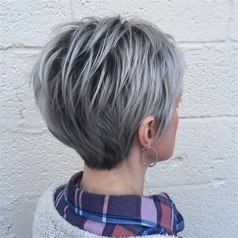 best cut for salt pepper hair 511 best images about my salt and pepper hair on pinterest