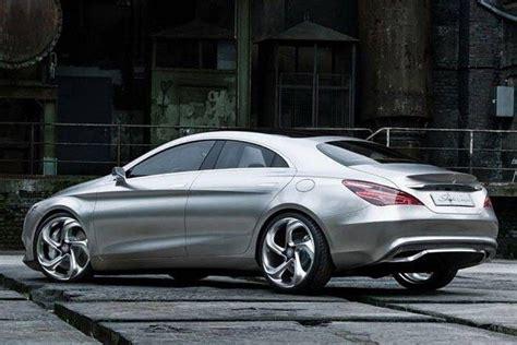 Coupe Stylé by Mercedes Concept Style Coupe Nuevo Prototipo De