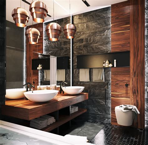 Ultra Modern Bathroom Accessories Applying 3 Types Of Gorgeous Bathroom Decor Which Combine