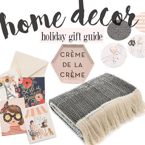 home design gifts home decor gift guide citizens of