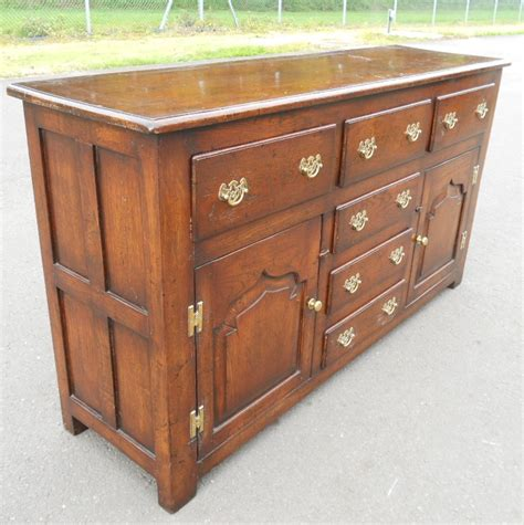 Quality Dressers by Sold Large Quality Oak Dresser