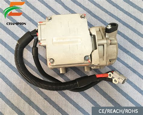 R134a Electric Automotive Air Conditioning Compressor For