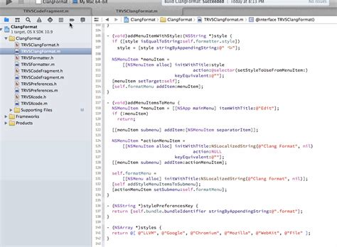 email format xcode objc format check by bupterambition