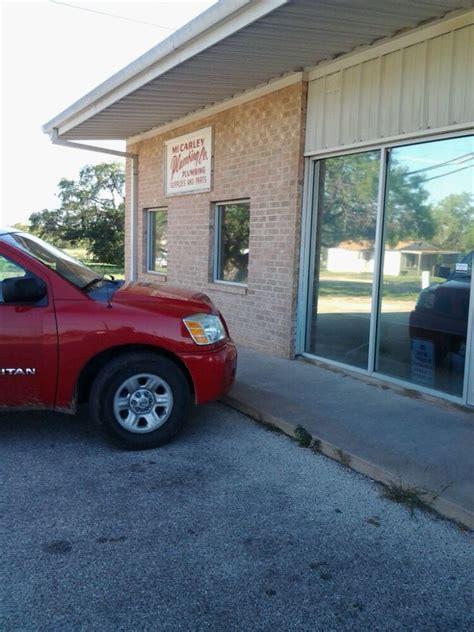 McCarley Plumbing Supply   Plumbers   915 N Garfield St, San Angelo, TX, United States   Phone