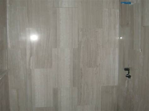 12x24 Tile In Shower by 12x24 Wood Vein Shower Enclosure New Bathroom