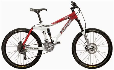 Kaos Kona Bike Mtb Gowes mengenal dan memilih jenis sepeda gunung mtb xc all
