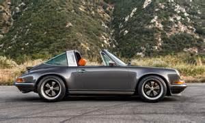 Stinger Porsche Singer Restores Porsche 911 Targa To Stunning Result