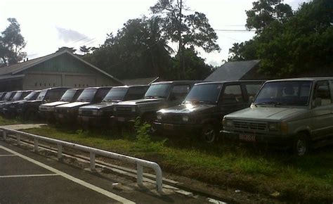 Lu Utama Mobil Target Lelang Mobil Dinas Pemprov Bengkulu Rp 700 Juta