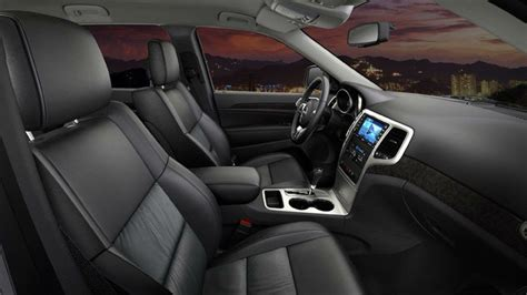 Leather Trimmed Upholstery by Best 25 Jeep Patriot Interior Ideas On