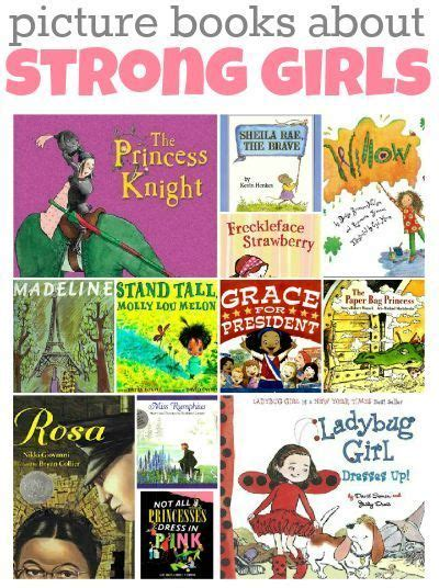 picture books with strong characters picture books strong and book on