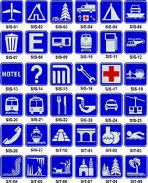 imagenes de simbolos informativos educaci 211 n vial mayesita star chavez