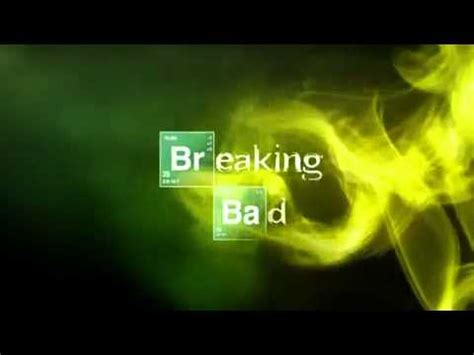 colour themes in breaking bad breaking bad theme song youtube