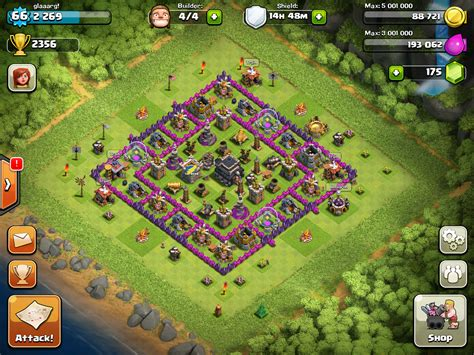 clash of the clans apk clash of clans v8 332 9 hile mod apk indir eradownload