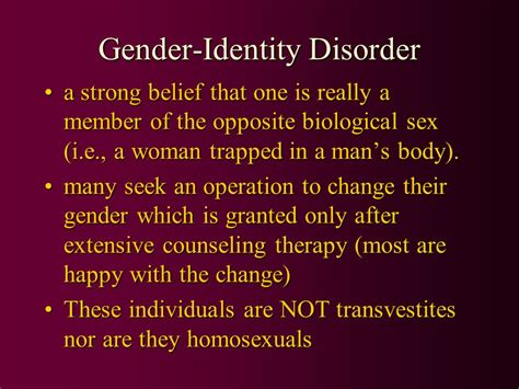 faq gender identity disorder the national catholic gender identity disorder spell bing images