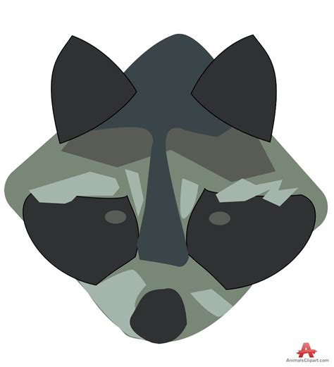 clipart gallery free free raccoon clipart pictures clipartix