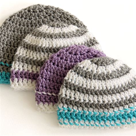 learn the best crochet hat patterns for beginners