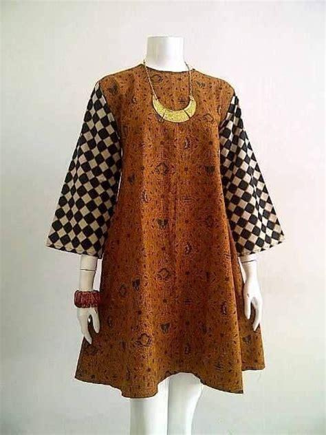 Dress Batik Cantik Brokat Koin 20 ide blus kerja terbaik di polka dot blouse