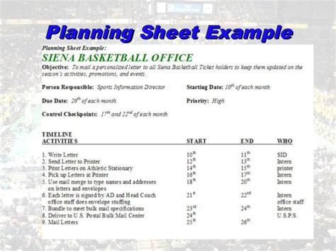 unit 3 sport facility management and event planning