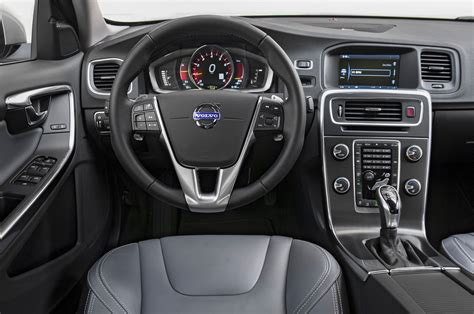 Most Comfortable To Drive by 2015 Volvo S60 T6 Drive E Cockpit Photo 58