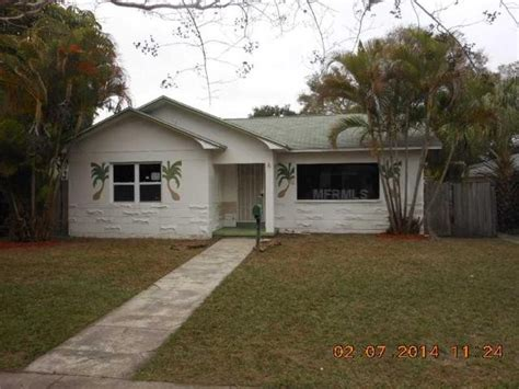 4153 2nd ave n petersburg fl 33713 foreclosed home