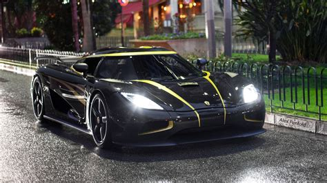 koenigsegg one 1 black koenigsegg agera s hundra first time on the road youtube