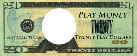 money template realistic play money templates free printable play money