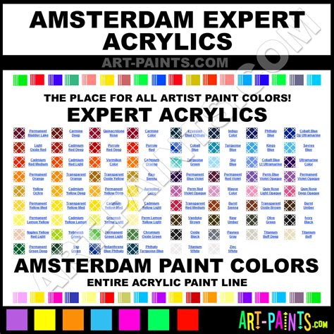 amsterdam expert acrylic paint colors amsterdam expert paint colors expert color expert