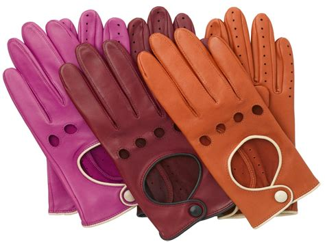 ladies hot pink leather gloves the gloves are off gloves leather driving gloves and