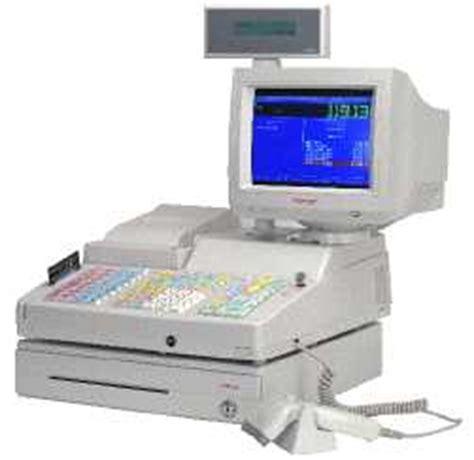 Mesin Kasir Posiflex Posiflex Pst 7000 Integrated Pos Terminal