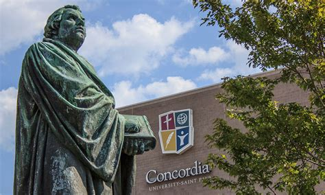 Mba Engineering Minnesota by Concordia St Paul Minnesota S Colleges