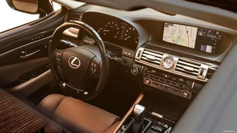 home interior ls 2015 lexus ls 460 f sport review