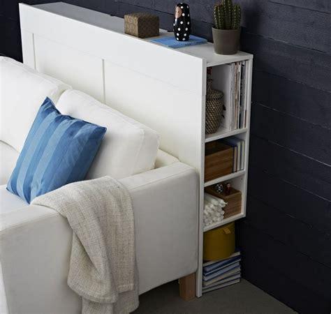 pin tete de lit avec rangement integre t tes de lit lit