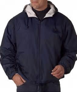 Hooded Sweat Jacket Ultraclub Mens Sweatshirt Lined Hooded Jacket 8915 Ebay