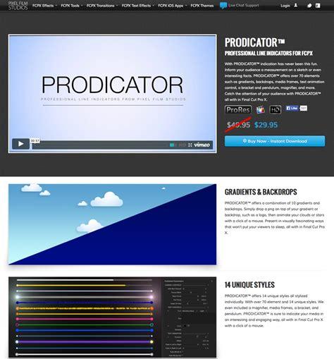 final cut pro plugins new final cut pro x line indicator effects and plugins