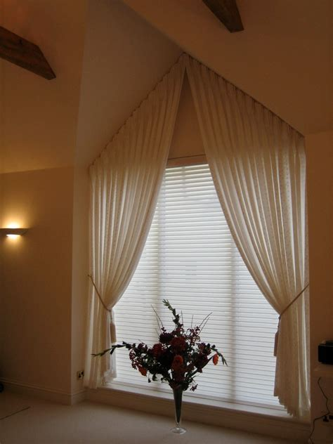crossover voile curtains superb silhouette blinds convention south east