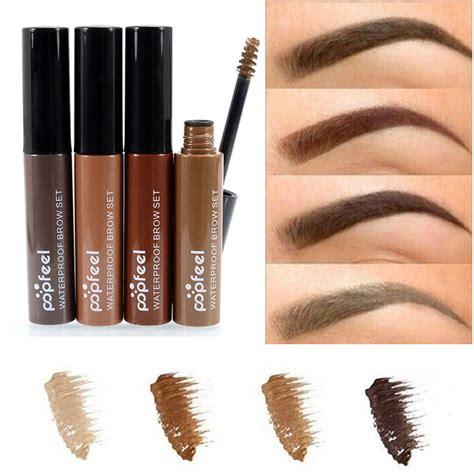 Etude Eyebrow Gel professional popfeel eyebrow enhancer gel waterproof