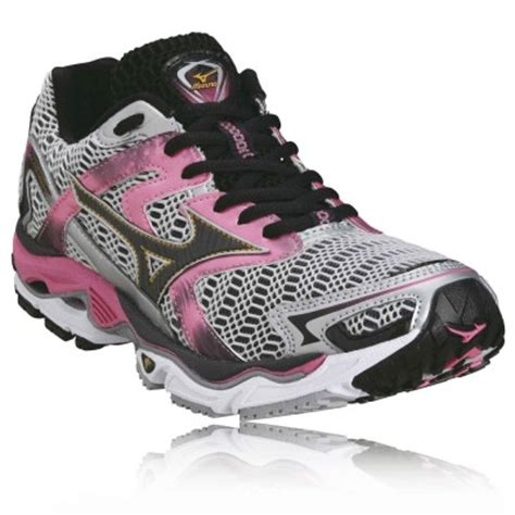 mizuno womens wave nirvana 8 sports running shoes casual