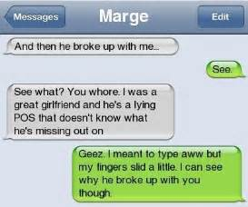 Break Letter Get Him Back love quotes amp fun and then he broke up with me