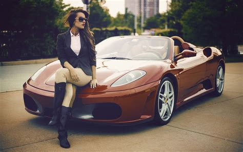 Ferrari Girls by Buying A Ferrari It Might Be A Mistake Alux