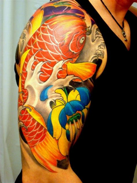 oriental tattoo colored 50 spiritual traditional japanese style tattoo meanings