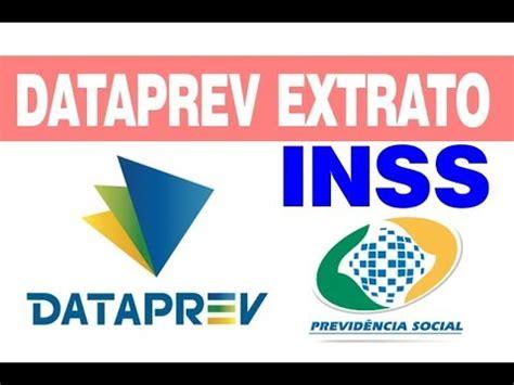 dataprev inss extrato de pagamento youtube dataprev extrato inss consulta youtube
