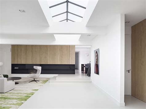 by 1 kindesign architecture interior design please leave a garage transformed into sleek modern home in amsterdam