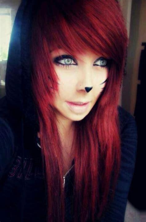 hair style woman 52 play boy 25 best ideas about scene girls on pinterest emo hair