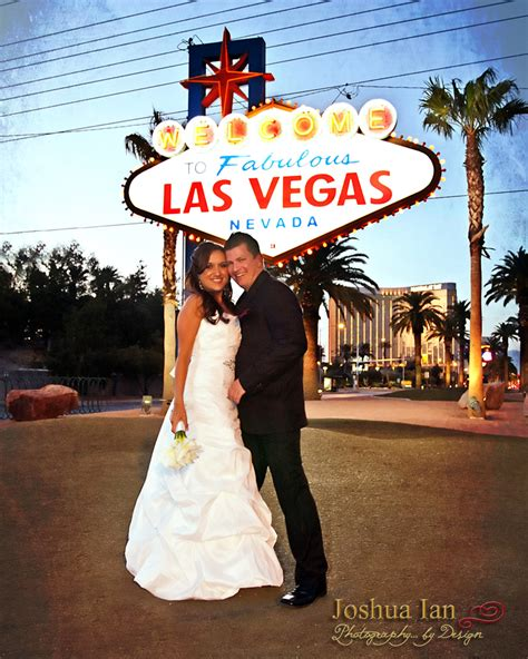 Hochzeit In Las Vegas by Joshua Ian Photography By Design Las Vegas Wedding