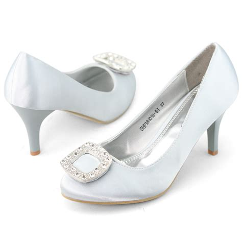 comfortable silver shoes for wedding shoezy silver party dress pumps wedding shoes woman satin